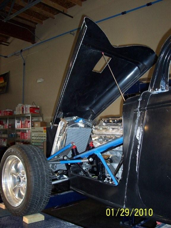 The Gasser Project - News and blogs - Hot Rod Time 002