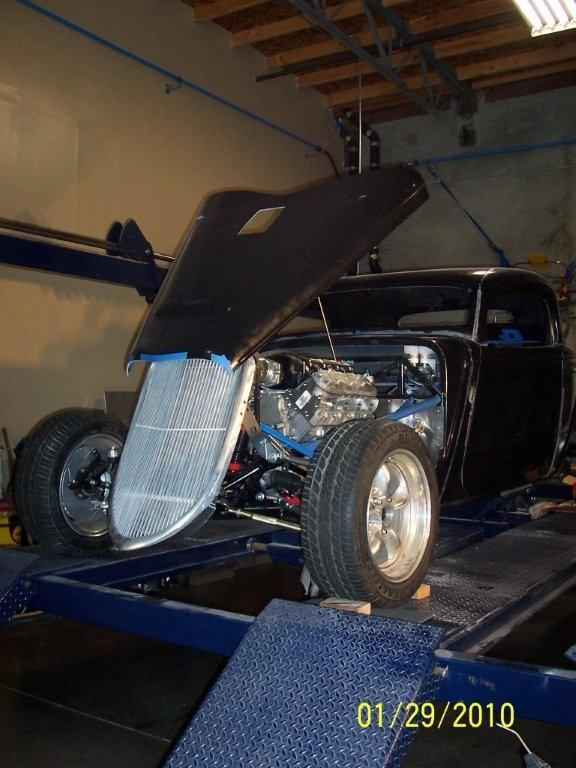 The Gasser Project - News and blogs - Hot Rod Time 003