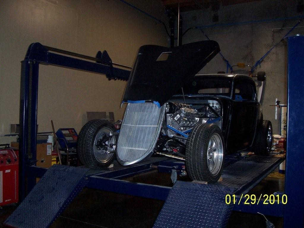 The Gasser Project - News and blogs - Hot Rod Time 004