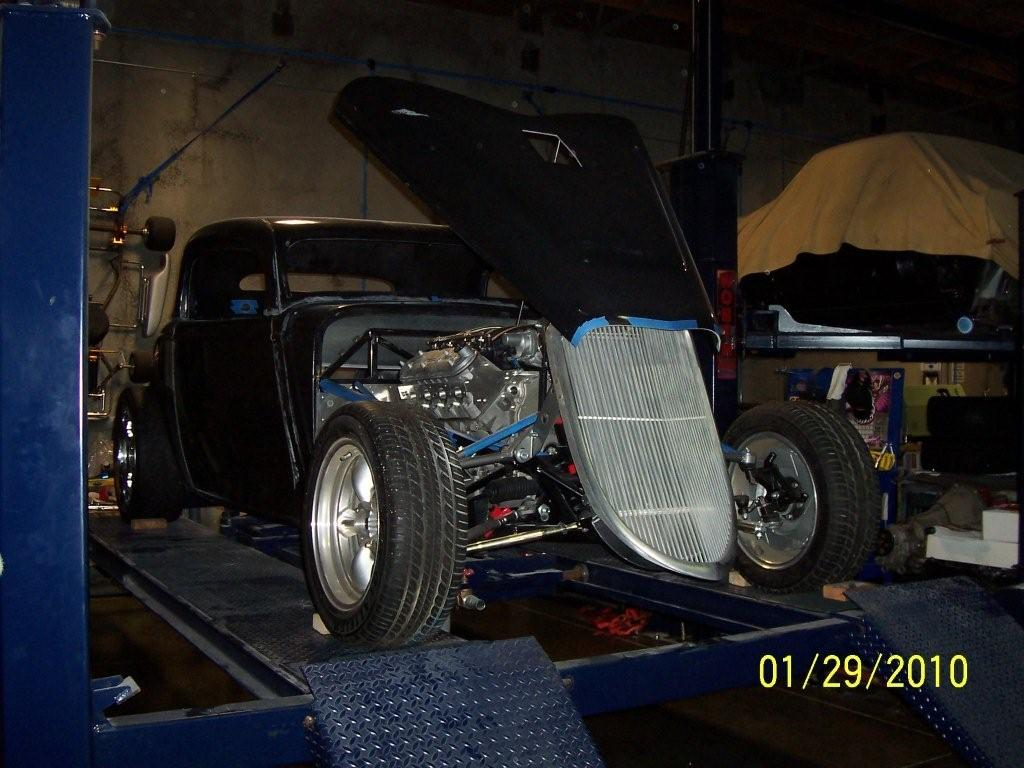 The Gasser Project - News and blogs - Hot Rod Time 005