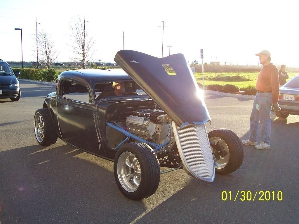 The Gasser Project - News and blogs - Hot Rod Time 013