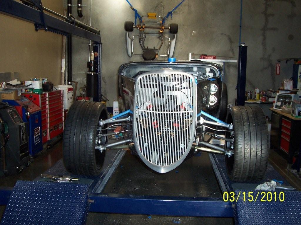 The Gasser Project - News and blogs - Hot Rod Time 100_0811