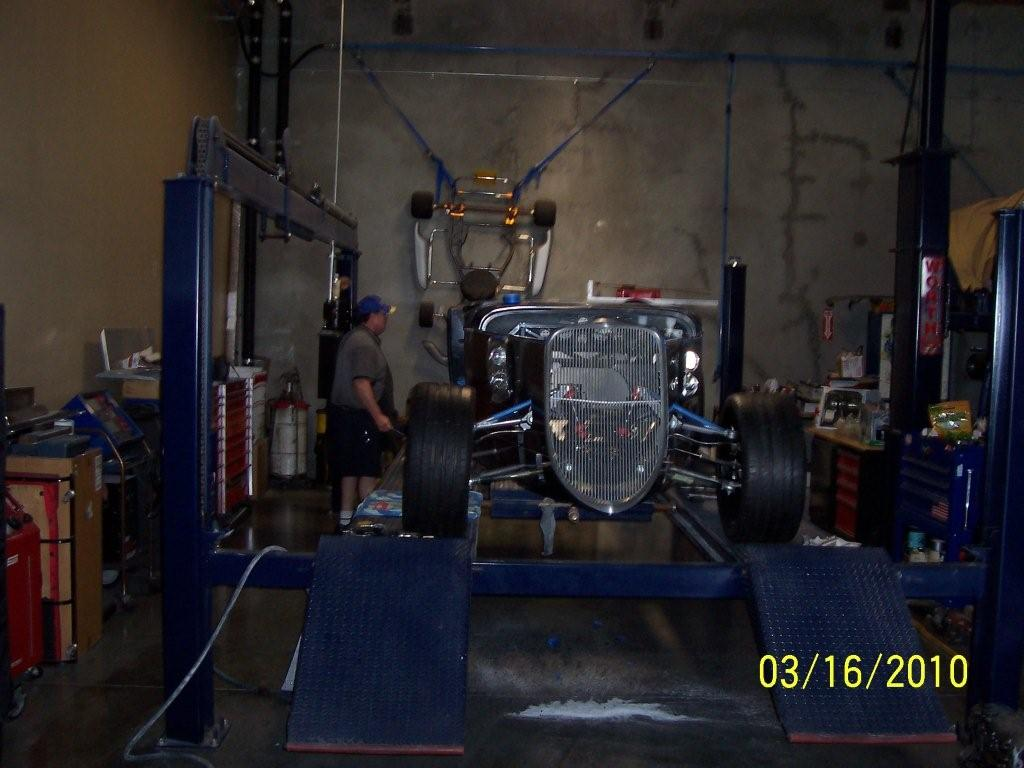 The Gasser Project - News and blogs - Hot Rod Time 100_0815