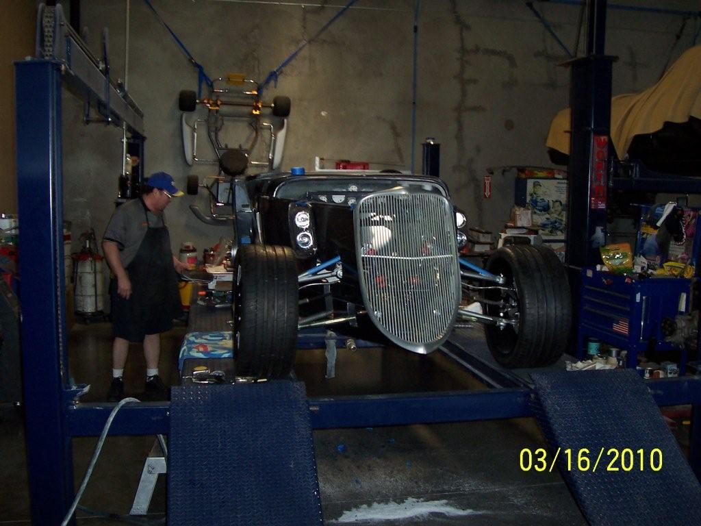 The Gasser Project - News and blogs - Hot Rod Time 100_0817