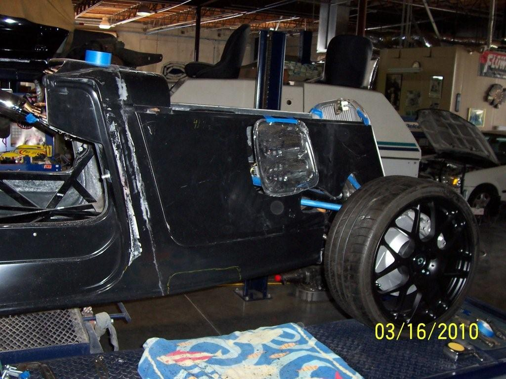 The Gasser Project - News and blogs - Hot Rod Time 100_0819
