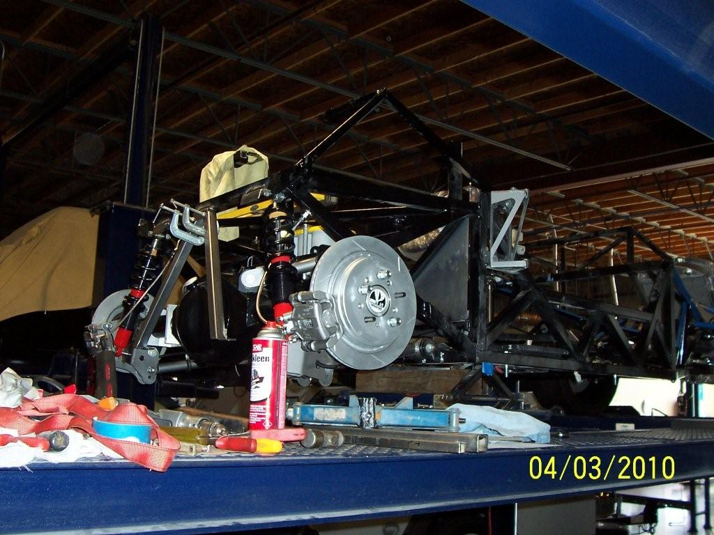 The Gasser Project - News and blogs - Hot Rod Time 100_0891