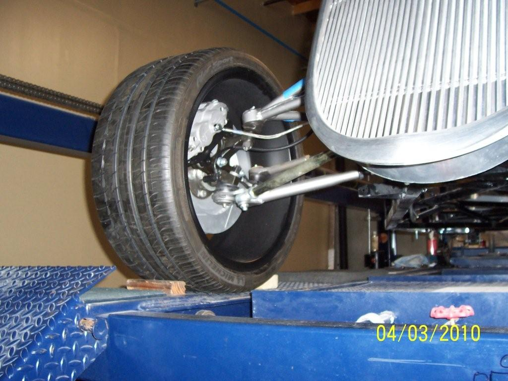 The Gasser Project - News and blogs - Hot Rod Time 100_0892