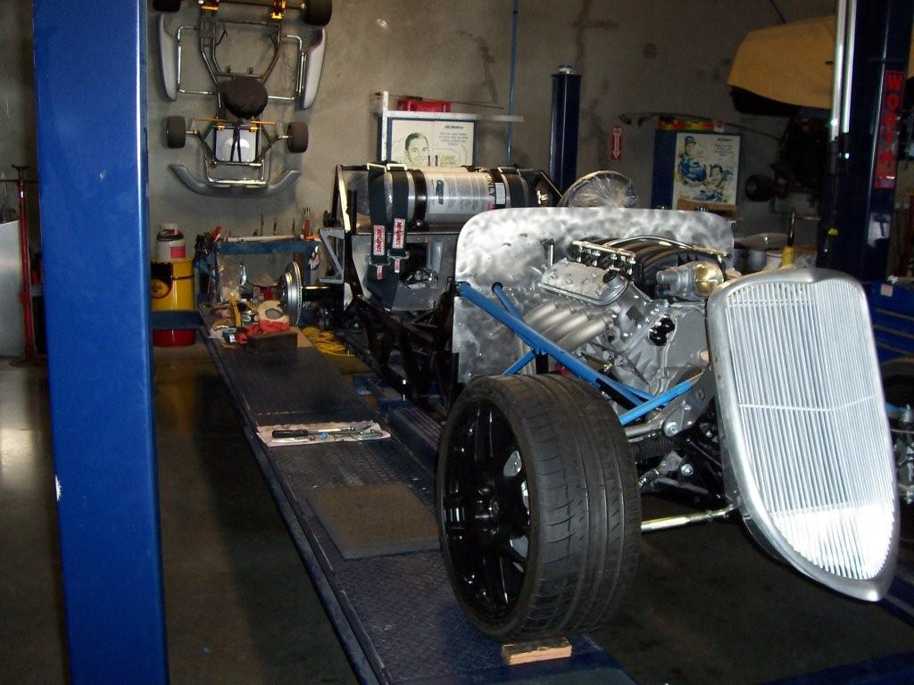 The Gasser Project - News and blogs - Hot Rod Time 100_0949