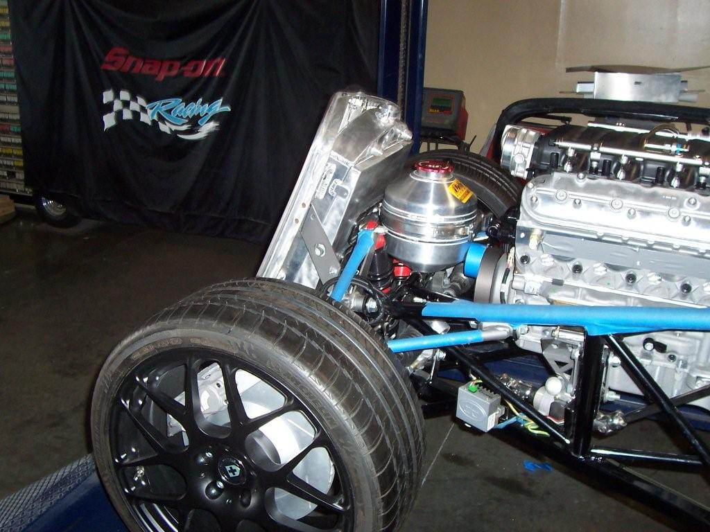 The Gasser Project - News and blogs - Hot Rod Time 100_0950