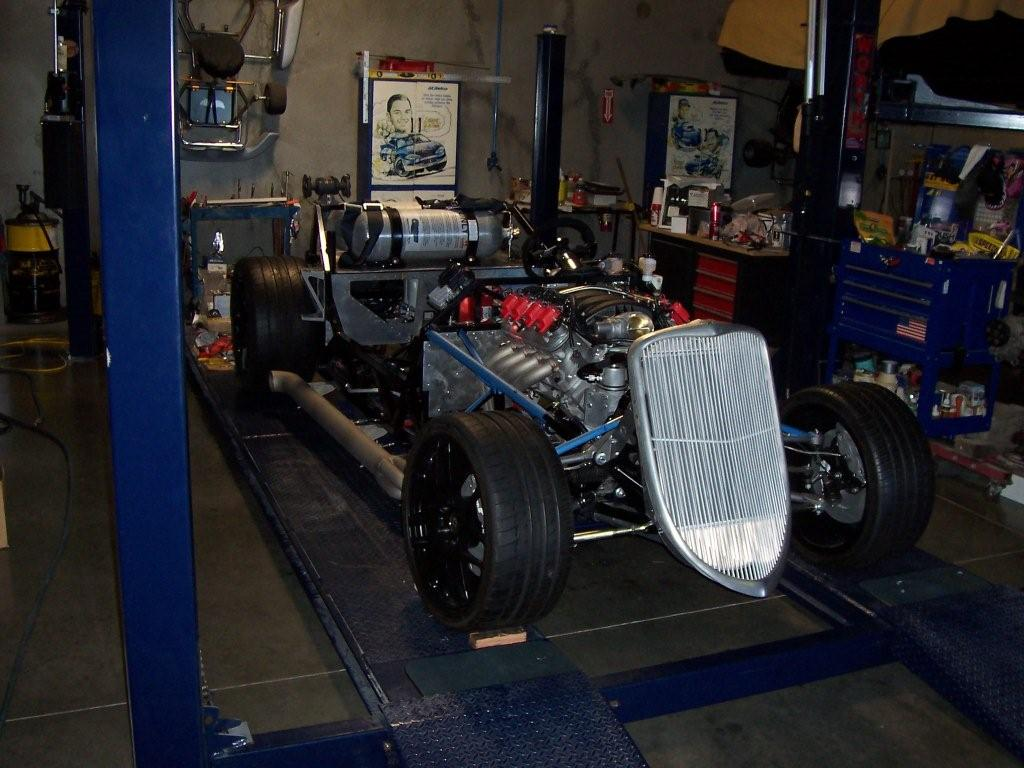The Gasser Project - News and blogs - Hot Rod Time 100_0966