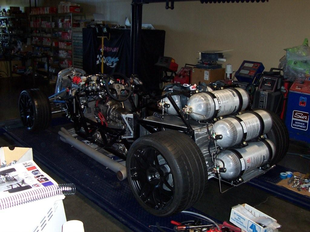 The Gasser Project - News and blogs - Hot Rod Time 100_0967