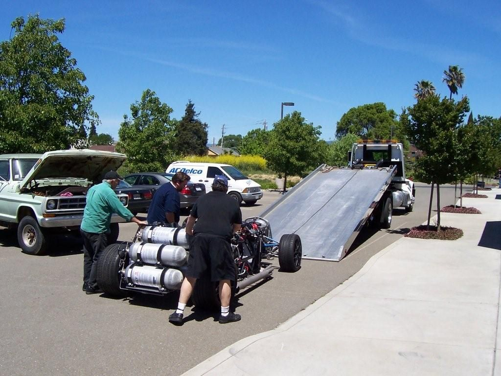 The Gasser Project - News and blogs - Hot Rod Time 100_0970