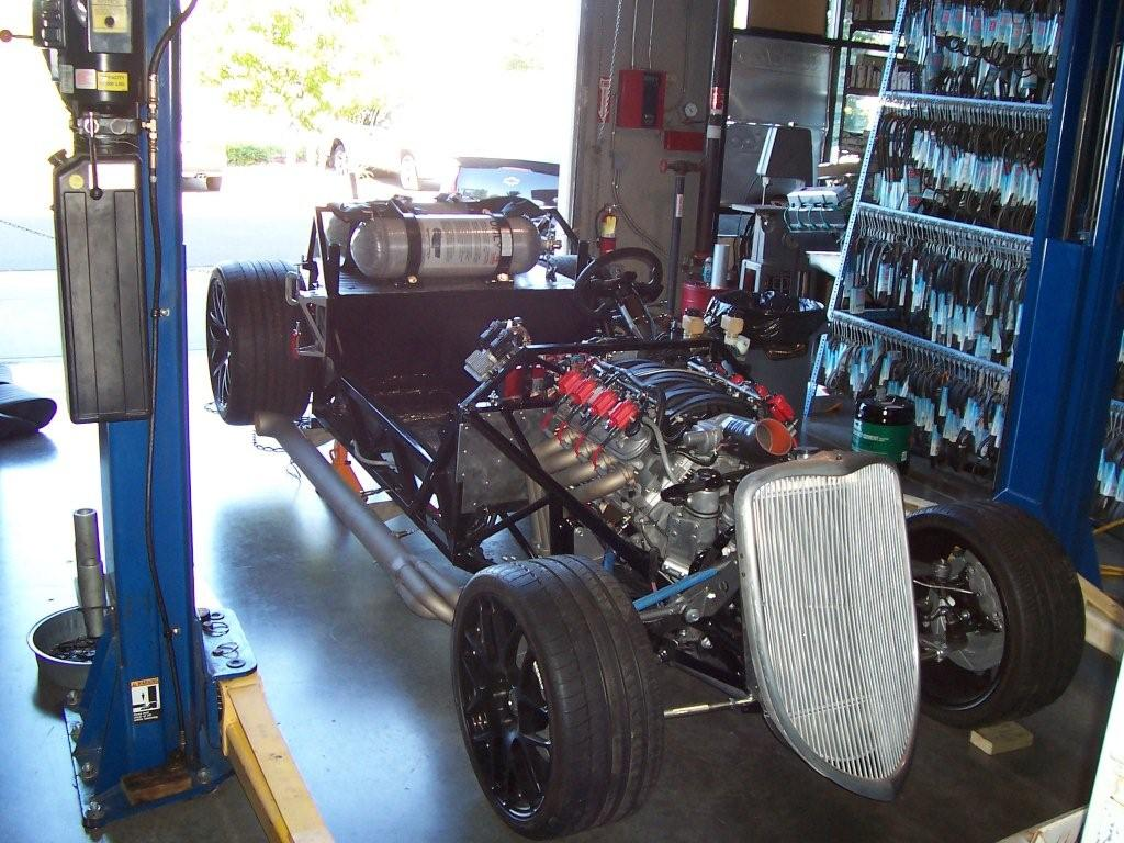The Gasser Project - News and blogs - Hot Rod Time 100_0978