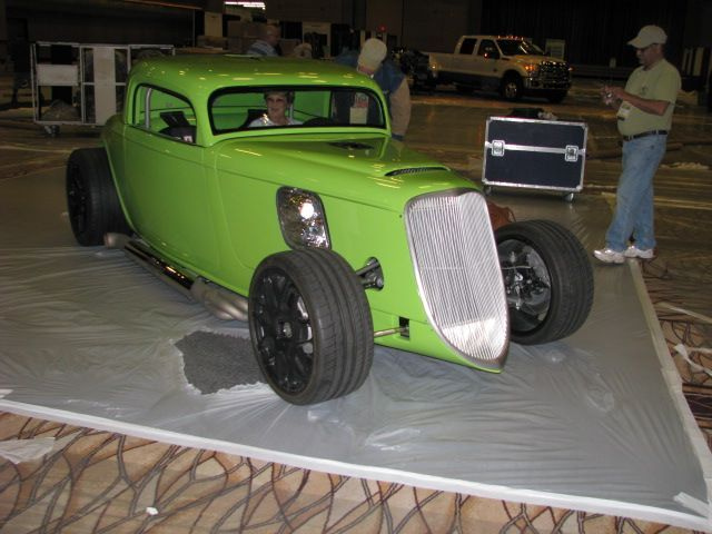 The Gasser Project - News and blogs - Hot Rod Time 114