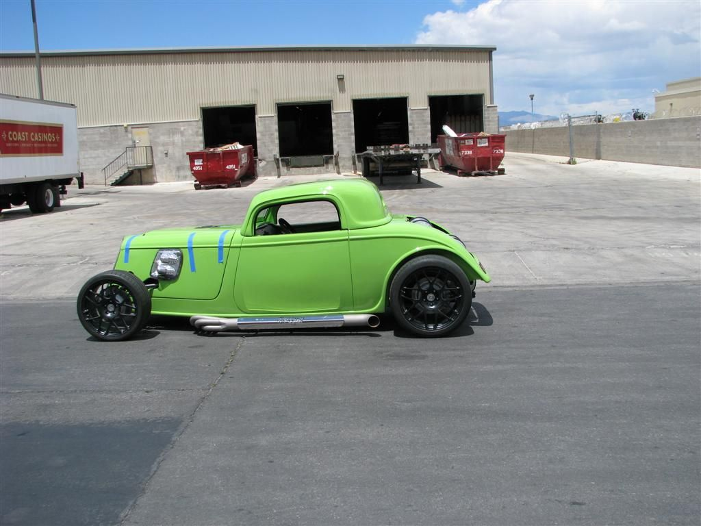 The Gasser Project - News and blogs - Hot Rod Time 157-Large