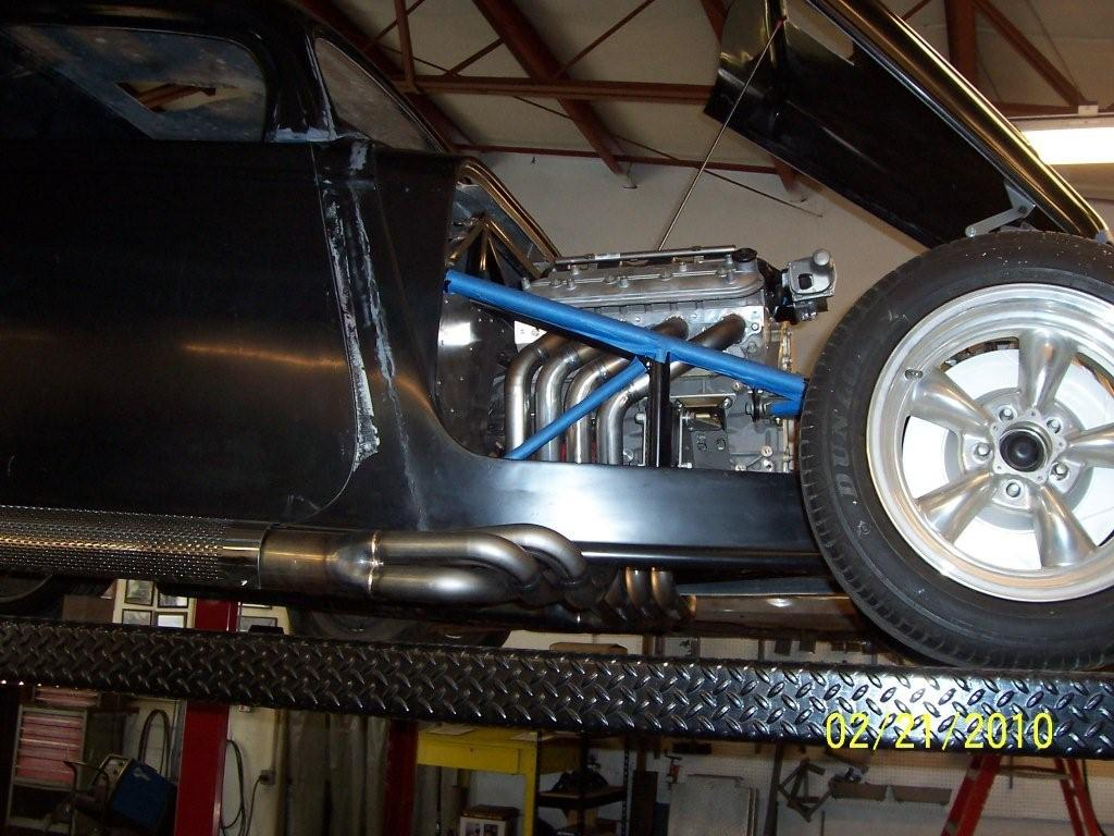 The Gasser Project - News and blogs - Hot Rod Time HOME-FROM-LEMON-HEADERS-017
