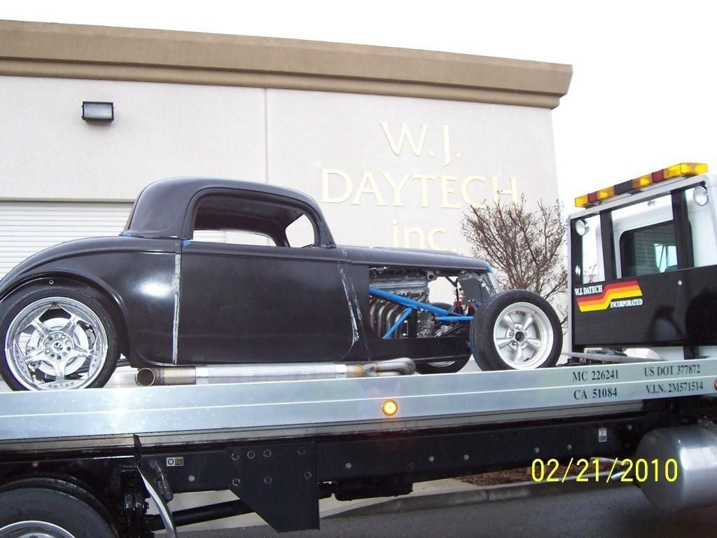 The Gasser Project - News and blogs - Hot Rod Time HOME-FROM-LEMON-HEADERS-047