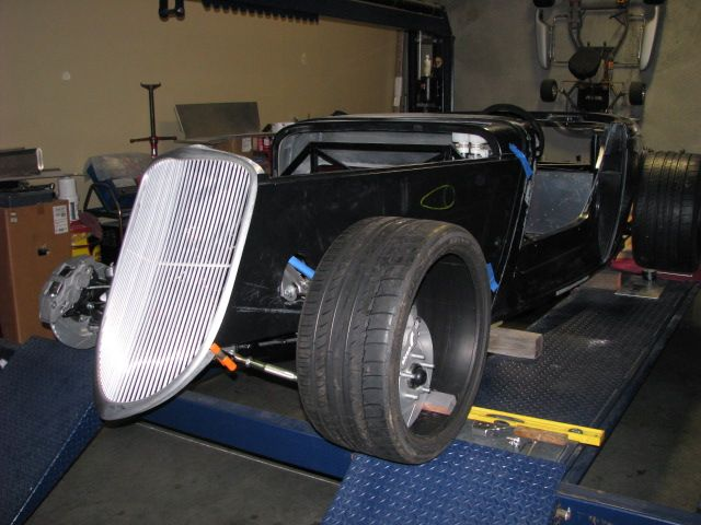 The Gasser Project - News and blogs - Hot Rod Time gasser-20