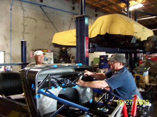 The Gasser Project - News and blogs - Hot Rod Time gasser