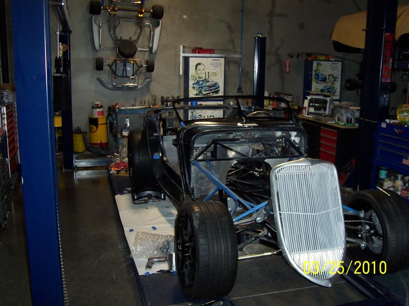 The Gasser Project - News and blogs - Hot Rod Time gasser024
