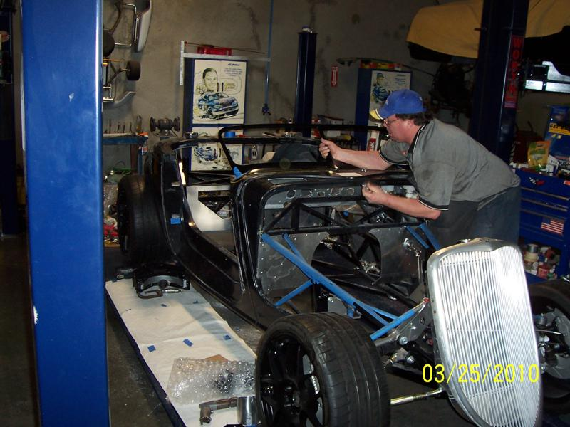 The Gasser Project - News and blogs - Hot Rod Time gasser026