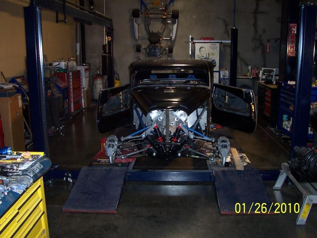 The Gasser Project - News and blogs - Hot Rod Time gasser_12710_1-13