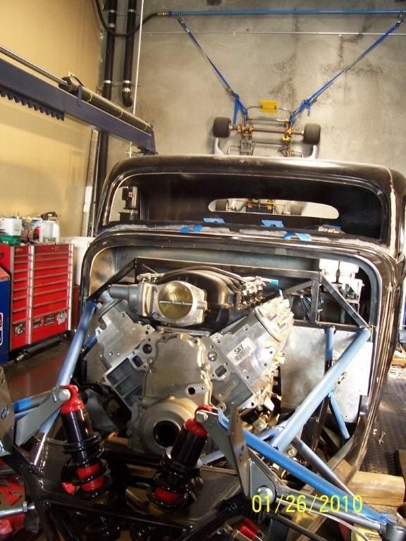 The Gasser Project - News and blogs - Hot Rod Time gasser_12710_1-2