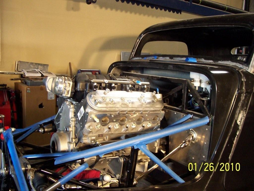 The Gasser Project - News and blogs - Hot Rod Time gasser_12710_1