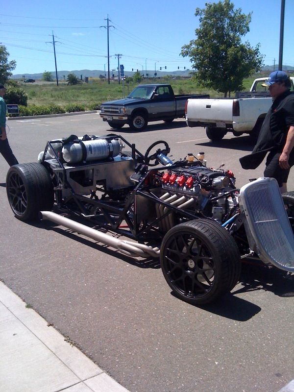 The Gasser Project - News and blogs - Hot Rod Time gasser_maiden_voyage
