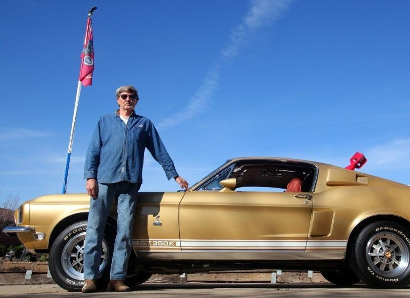 Veteran's Mustang source of therapy - News and blogs - Hot Rod Time b2ap3_large_kerr2