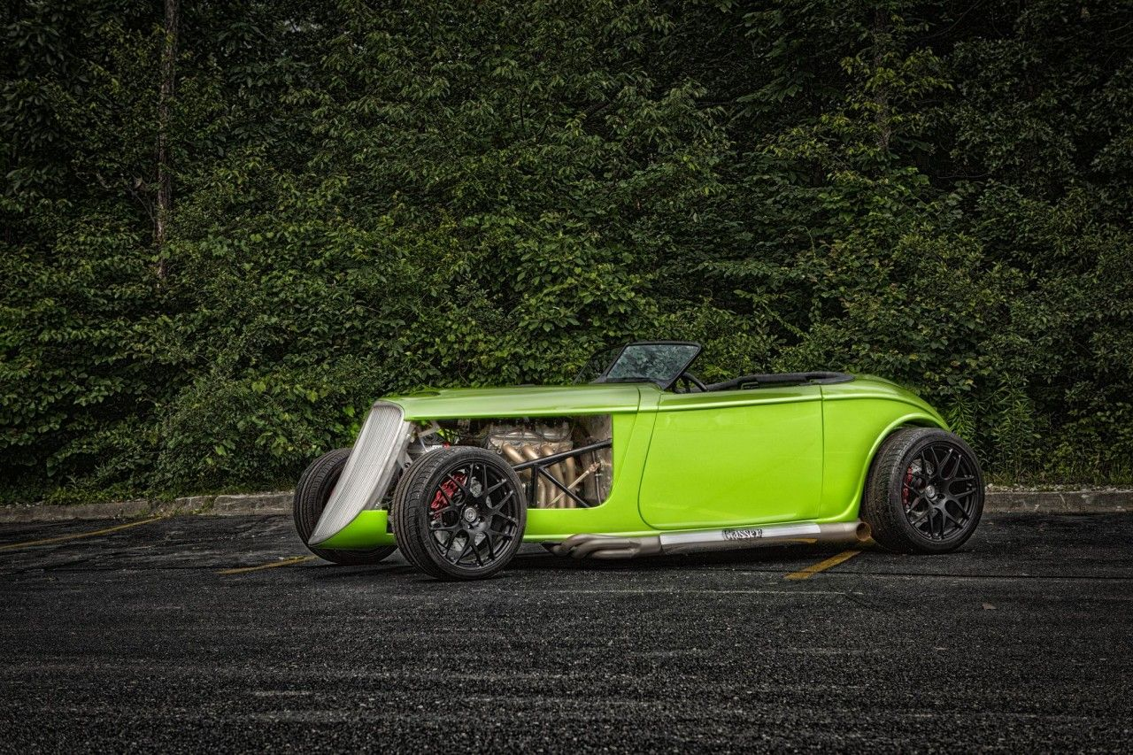 Denis Mercier: A man's 'whim' becomes winning street rod - News and blogs - Hot Rod Time b2ap3_large_gasser