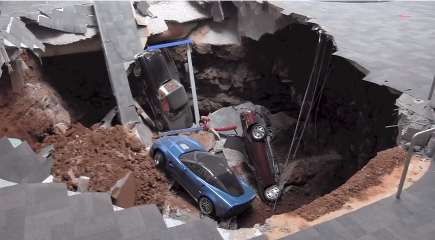 Classic Car News - Hot Rod Time - News and blogs b2ap3_large_ncm_sinkhole