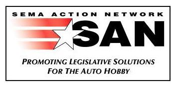 Classic Car News - Hot Rod Time - News and blogs sema-san-logo