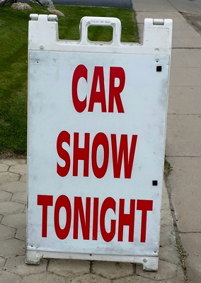 classic car show and event listings