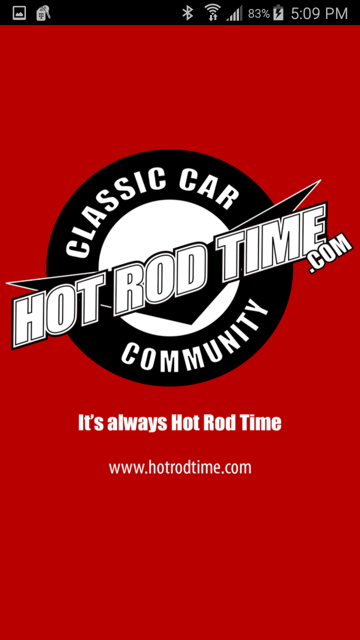 Hot Rod Time Smartphone App