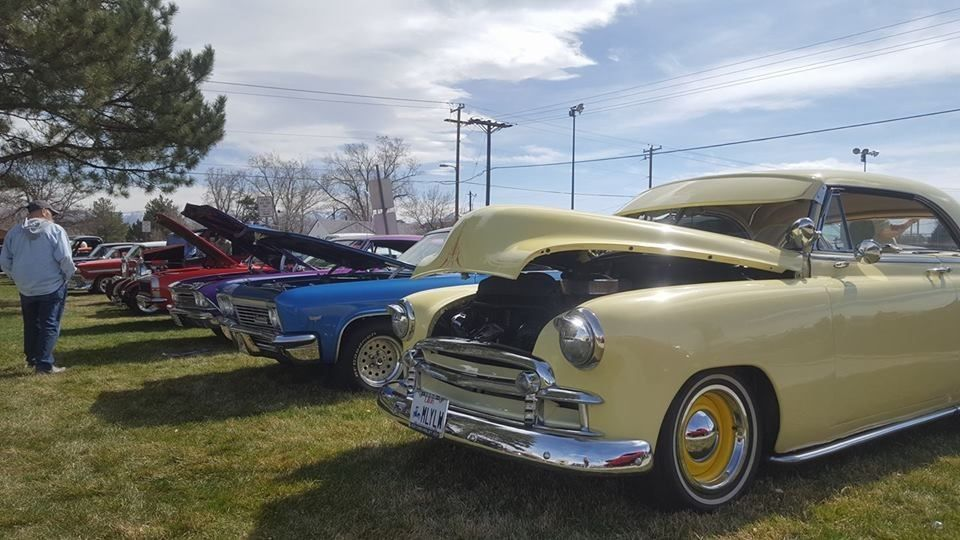 "The ""Spring"" In One's Step: Gearheads in Grantsville and Decisions, Decisions."