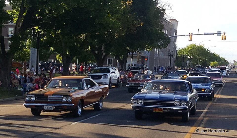 Takin' It to the Streets: Cache Valley Cruise-In 2019