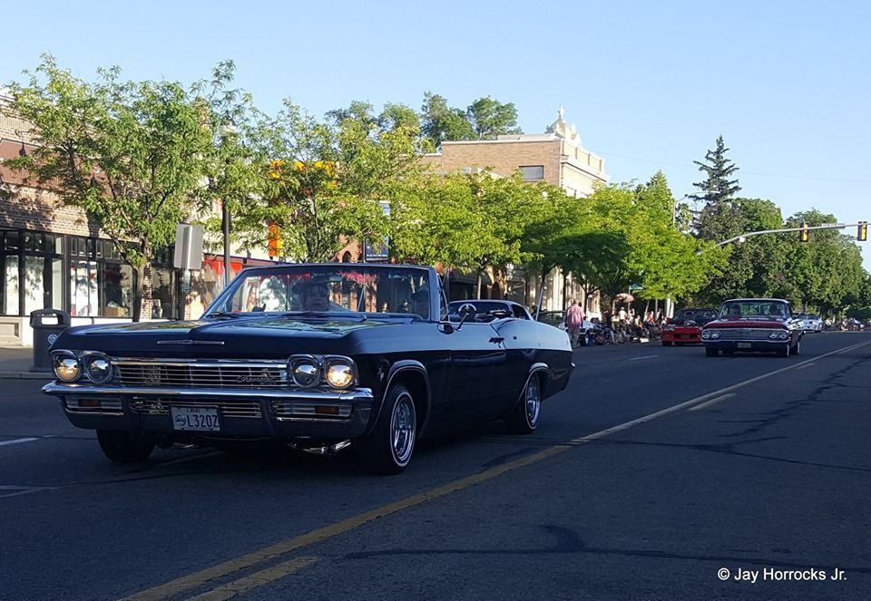 Takin' It to the Streets: Cache Valley Cruise-In 2019 - News and blogs - Hot Rod Time 66172505_2561815393830626_6987406998790733824_n