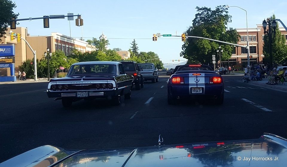 Takin' It to the Streets: Cache Valley Cruise-In 2019 - News and blogs - Hot Rod Time b2ap3_large_66429291_2561815660497266_1783645883045249024_n