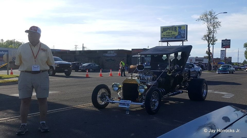 Takin' It to the Streets: Cache Valley Cruise-In 2019 - News and blogs - Hot Rod Time b2ap3_large_66463023_2561815023830663_6789038028644941824_n