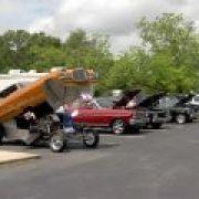 1st. Mrs WINNERS CAR, TRUCK AND BIKE SHOW