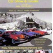 The 25th Helper Outlaw Car Show and Cruise