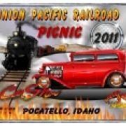 Union Pacific Railroad Picnic Car Show