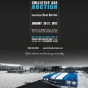 Arizona in January, Collector Car Auction presented by Silver Auctions