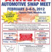 36th Annual Automotive Swap Meet